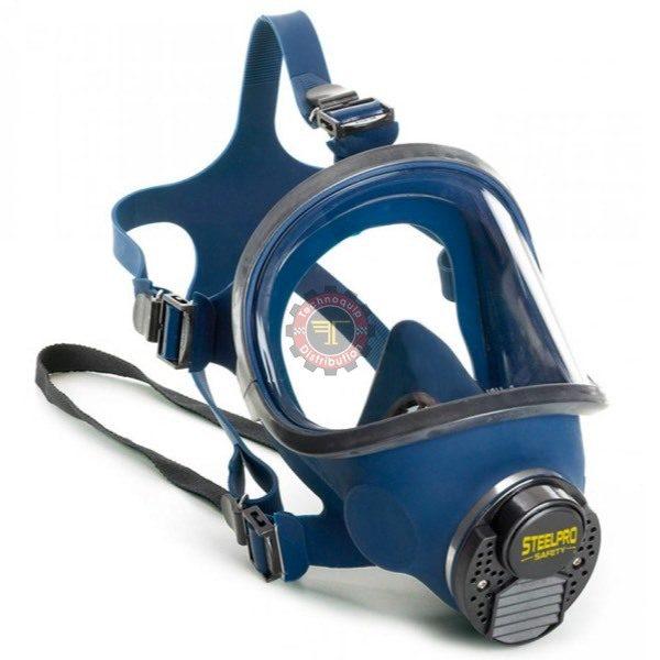 Masque intégral anti-chimique facial de sécurité EPI équipement de protection individuelle tunisie anti acide tunisie
