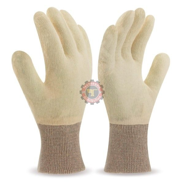 gant cotton 100 équipement de protection individuelle tunisie soudure tunisie