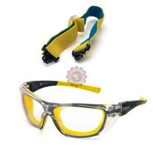 lunette masque de sécurité EPI équipement de protection individuelle tunisie anti acide tunisie