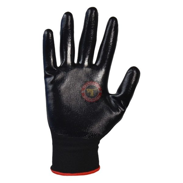 Gant Nitrile sécurité équipement protection individuel tunisie Nitril mécanicien tunisie