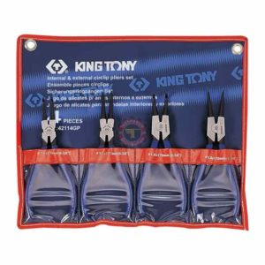 jeu de pinces circlips king tony tunisie technoquip outillage professionnel