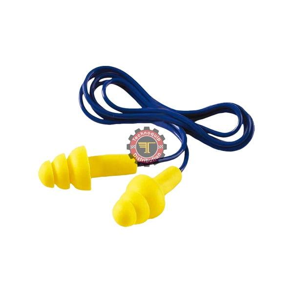Bouchons d'oreilles UTRAFIT 3M protection auditive tunisie industriel technoquip équipement protection individuelle EPI