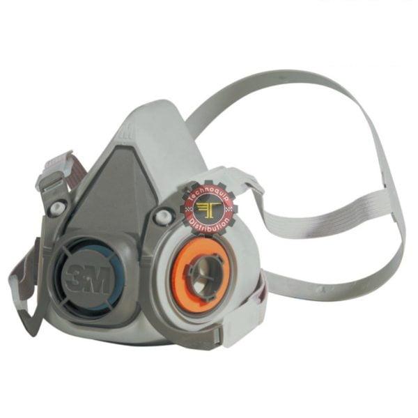 Demi masque respiratoire 6200 3M