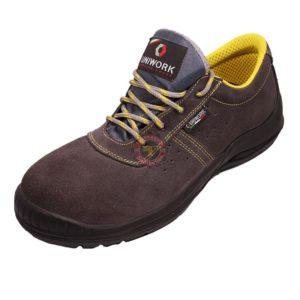 Chaussure de sécurité S1P CV79 alimentaire clinique épi équipement protection individuelle technoquip distribution antidérapant uniwork tunisie industrielle industriel