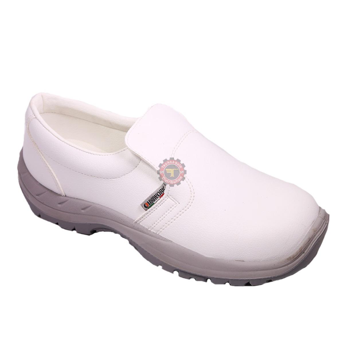 nouveau concept ff8e5 aecfb Chaussure de sécurité blanche Stella S2