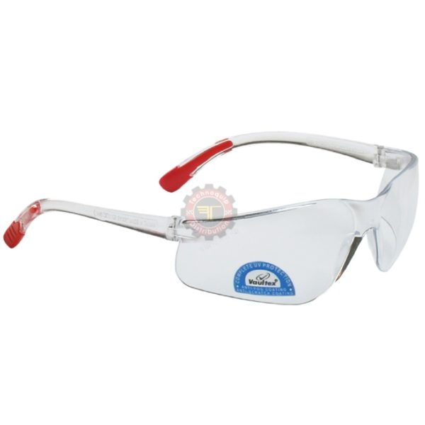 Lunette de protection vaultex transparente protection oculaire épi équipement de protection individuelle industrie technoquip distribution tunisie