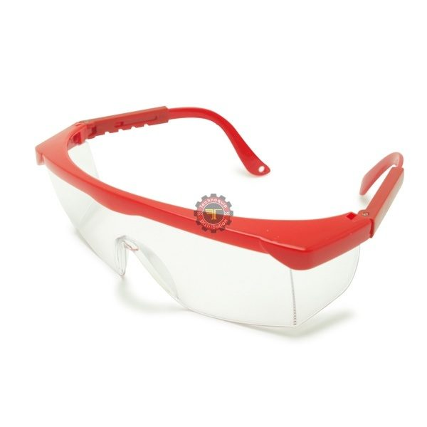 Lunettes de protection large sécurité EPI équipement de protection individuelle tunisie technoquip distribution protection oculaire des yeux