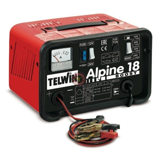 Chargeur batterie ALPINE 20 telwin tunisie garage technoquip