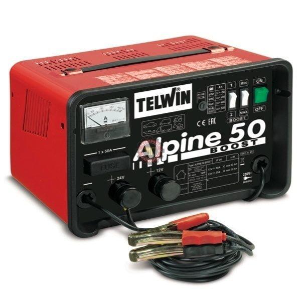 Chargeur batterie ALPINE 50 telwin tunisie garage technoquip