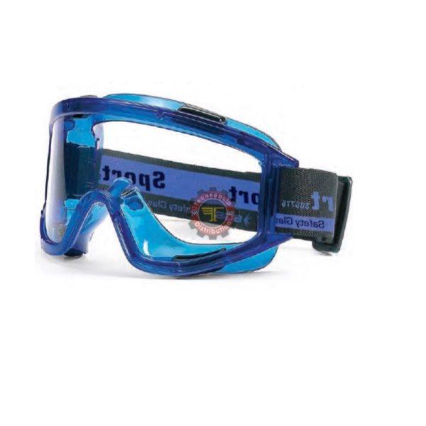 Lunette masque panoramique SGS775 fumée protection oculaire épi équipement de protection individuelle industrie technoquip distribution tunisie