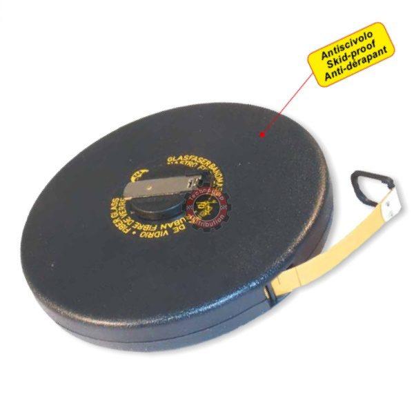 Roulette anti dérapante ruban fibre 50 m