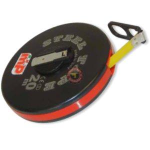 Roulette à ruban métallique