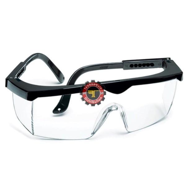 lunettes de sécurité SGS303 fumée protection oculaire épi équipement de protection individuelle industrie technoquip distribution tunisie