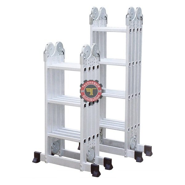 Echelle articulée multifonctions 4x3 tunisie échelle manutention travail en hauteur technoquip