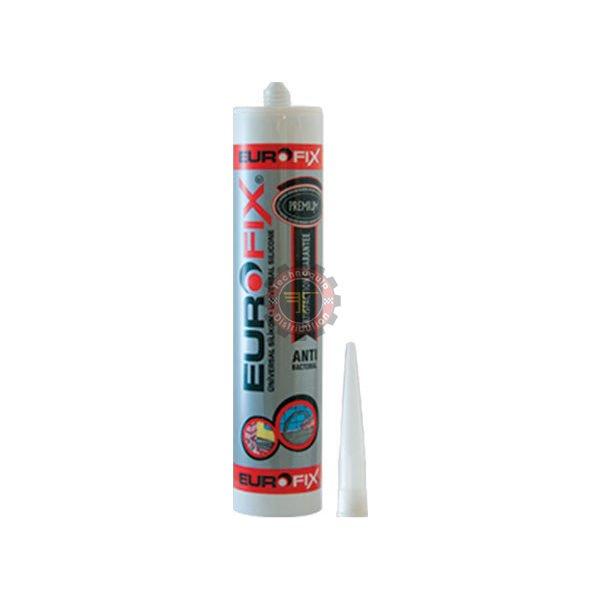 Tube silicone blanc 100E EUROFIX tunisie