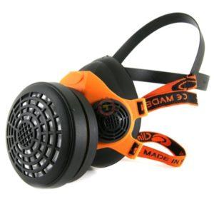 Demi masque respiratoire monofiltre 754A climax tunisie EPI sécurité protection individuel technoquip respiratoire gaz filtre