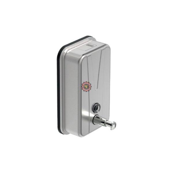 Distributeur savon liquide 1000ml INOX 304 tunisie salle de bain accessoires robinetterie douche sanitaire technoquip inox