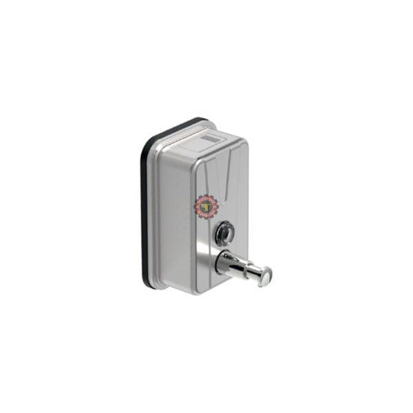 Distributeur savon liquide 500ml INOX 304 tunisie salle de bain accessoires robinetterie douche sanitaire technoquip inox
