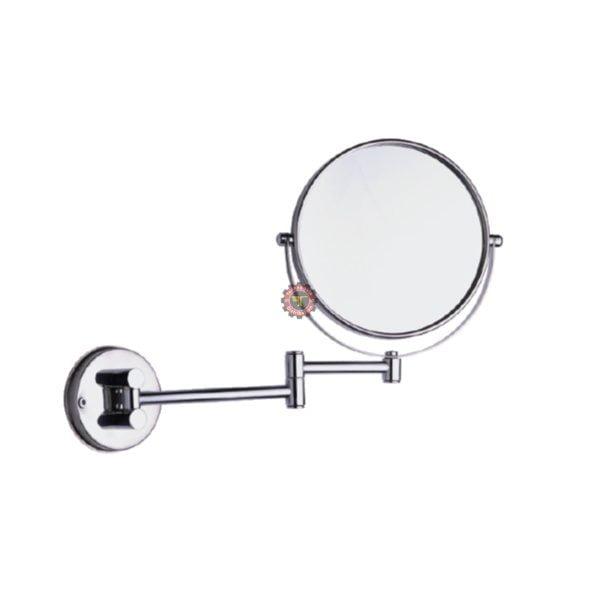 Miroir pivotant chrome tunisie salle de bain accessoires robinetterie douche sanitaire technoquip inox