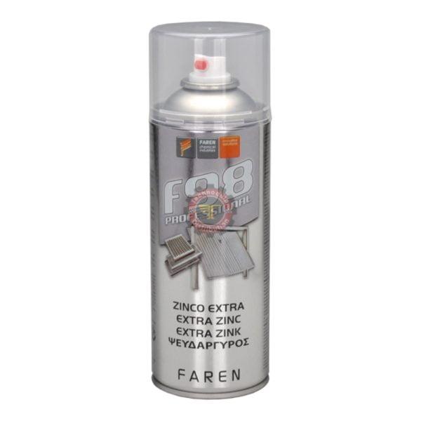 Galvanisant à froid chargé en zinc F98