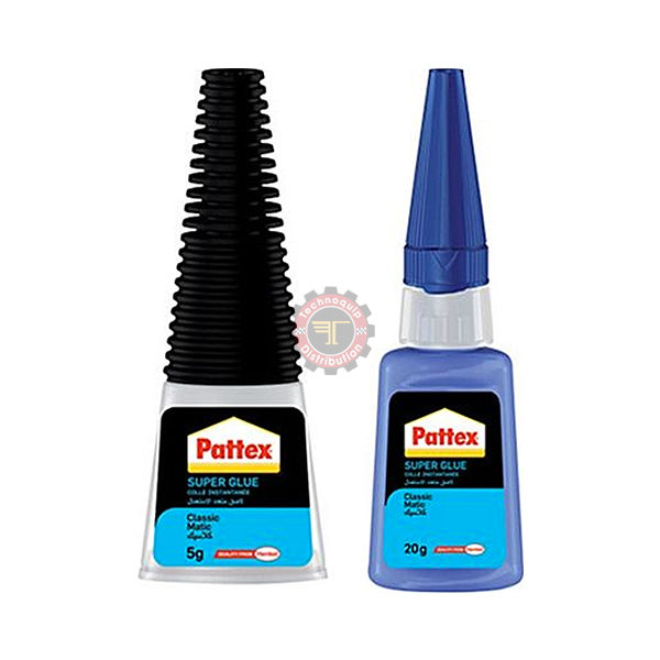 Tube colle super glue PATTEX tunisie