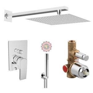 KIT DOUCHE ENCAS 250 REF 3333 A/ INV teorema tunisie robinetterie sanitaire salle de bain