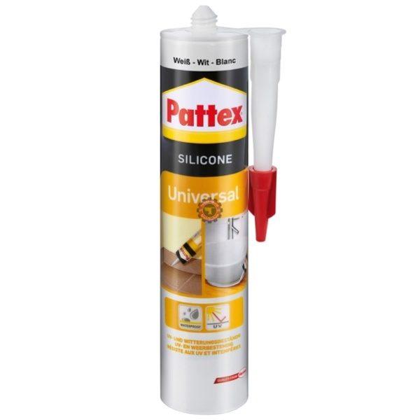 SILICONE TUBE PATTEX COLLE tunisie mastic silicone chimique technoquip