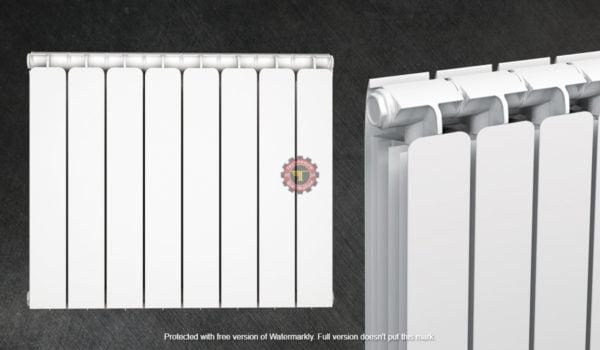Bloc Éléments Perla 500 Aluminium