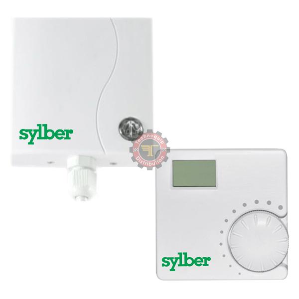 Thermostat prog sans fil tunisie