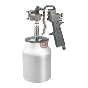 Pistolet de peinture S-990S WUFU tunisie outils pneumatique graisse pompe pistolet de peinture soufflette d'air technoquip