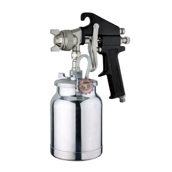 Pistolet peinture haute pression PQ-2UB WUFU tunisie outils pneumatique graisse pompe pistolet de peinture soufflette d'air technoquip