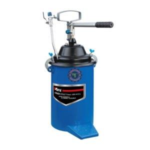 Pompe à graisse manuelle 12l WUFU tunisie outils pneumatique graisse pompe pistolet de peinture soufflette d'air technoquip