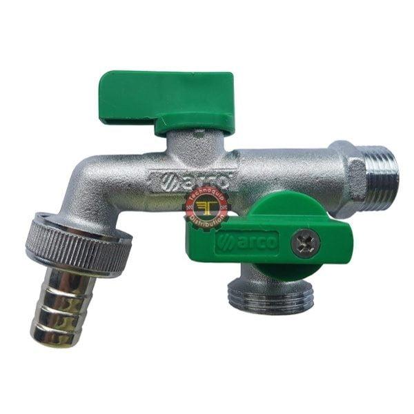ROBINET JARDIN SPHERIQUE 1/29 ARCO tunisie plomberie sanitaire technoquip chauffe eau