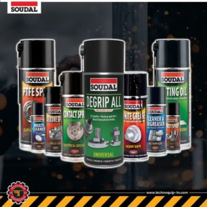 soudal tunisie technoquip distribution