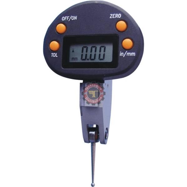 Comparateur à palpeur orientable (Puppitast) digital Réf : 005 TUNISIE