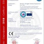 Certificat CE FFP2 KN95