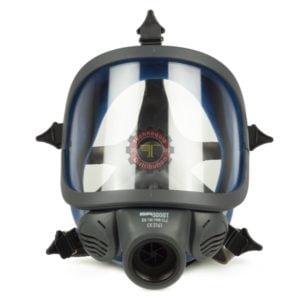 Masque panoramique intégral IN-3000-T Mono-filtre MPL Tunisie protection respiratoire équipement de protection individuelle