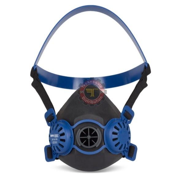 Masque monofiltre IN-1000T protection respiratoire EPI Équipement de protection individuelle tunisie technoquip distribution