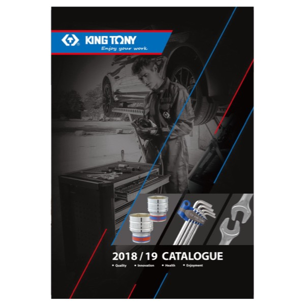 catalogue king tony tunisie technoquip distribution outillage caisse à outils servante d'atelier pince tournevis clé six pans