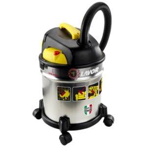 Aspirateur LAVOR VAC 20S eau et poussières tunisie station lavage karcher aspirateur sec liquide vidange total shell technoquip distribution