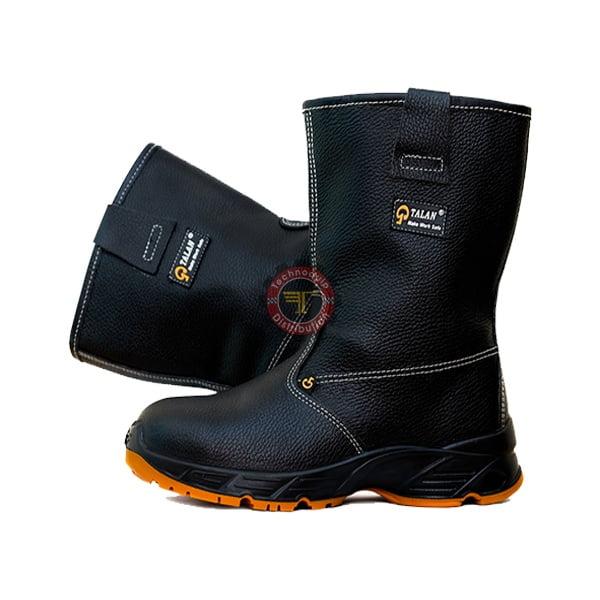 Chaussures antidérapantes Modèle: 182 Noir 2 tunisie