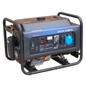 Groupe électrogène ACCESS 5500 XL -5,5KW 230V AVR- essence -6,9 KVA Tunisie équipement de chantier technoquip distribution