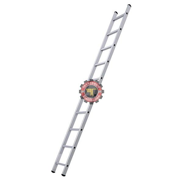 Echelle simple en aluminium tunisie échelle manutention travail en hauteur technoquip