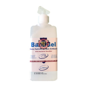 Bactigel anti bacterial handgel 500 ML tunisie