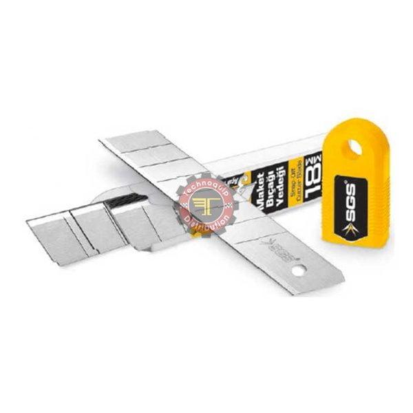Pack de 10 lames pour Couteau SGS164 tunisie