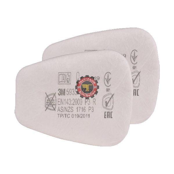 Paire de filtres à particules 5935 P3 tunisie