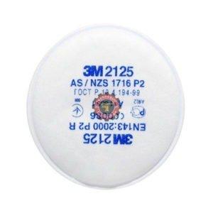 Paire de filtres anti poussière P2 2125 tunisie