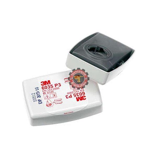 Paire de filtres anti-poussiere 6035 P3 tunisie