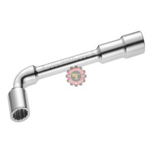 Clés à pipe débouchées 12 pans X 6 pans - ISO 691 - ISO 2236 Tunisie