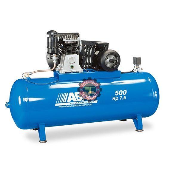 Compresseur à piston B6000 500l 7,5 Cv 400V tunisie